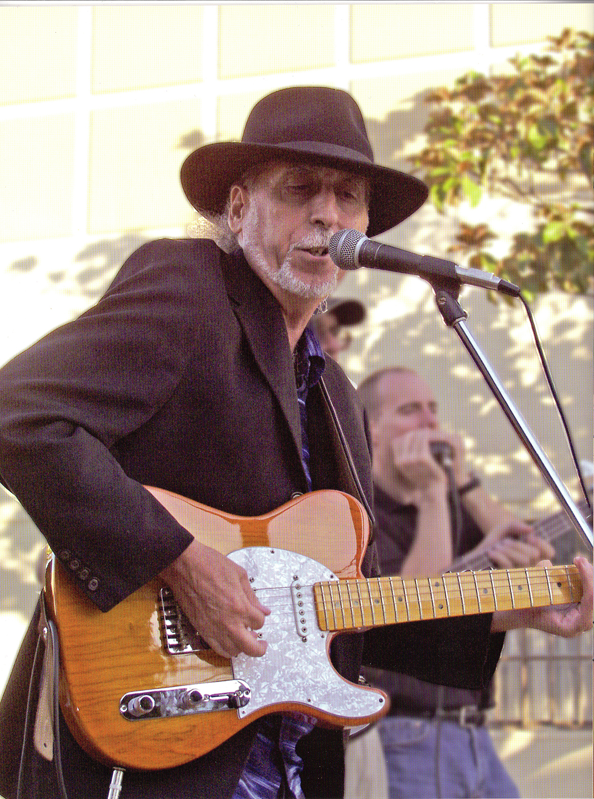 John Garcia and Friends at Fifth Street Live Concert in Gilroy (2007)