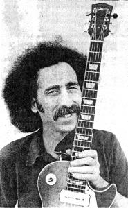 John Garcí in 1985