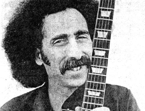 John García in 1985